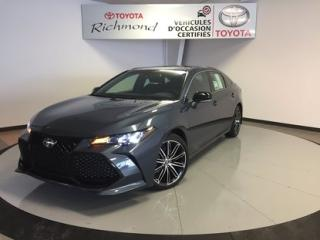 Used 2019 Toyota Avalon XSE *VÉHICULE NEUF EN LIQUIDATION* for sale in Richmond, QC