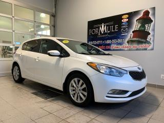 Used 2015 Kia Forte5 LX+ for sale in Rimouski, QC