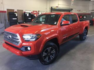 Used 2017 Toyota Tacoma TRD Gr:B *TRÈS BEAU CAMION* for sale in Richmond, QC