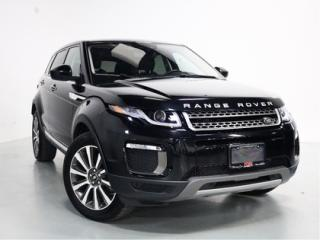 Used 2017 Land Rover Evoque HSE   WARRANTY   PANO   MERIDIAN for sale in Vaughan, ON