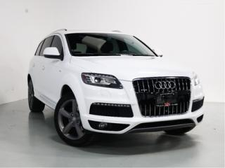 Used 2015 Audi Q7 S-LINE   VORSPRUNG EDITION   PANO   NAVI for sale in Vaughan, ON