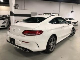 Used 2017 Mercedes-Benz C-Class C300 COUPE   AMG   WARRANTY   NAVI   INCOMING for sale in Vaughan, ON