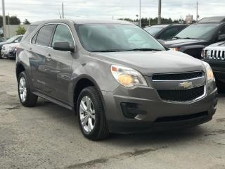 Used 2010 Chevrolet Equinox LS AWD for sale in Mirabel, QC