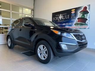 Used 2013 Kia Sportage LX for sale in Rimouski, QC