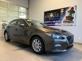 Used 2016 Mazda MAZDA3 GS for sale in Rimouski, QC
