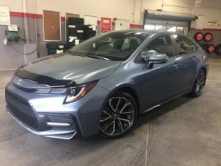 Used 2020 Toyota Corolla SE Gr:B *DÉMO* for sale in Richmond, QC
