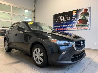 Used 2016 Mazda CX-3 GX for sale in Rimouski, QC