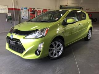 Used 2016 Toyota Prius c Technology for sale in Richmond, QC