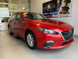 Used 2015 Mazda MAZDA3 GS for sale in Rimouski, QC