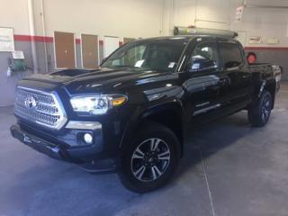 Used 2017 Toyota Tacoma TRD Gr:C *GARANTIE PROLONGÉE + TOIT + GPS* for sale in Richmond, QC