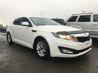 Used 2012 Kia Optima LX for sale in Mirabel, QC