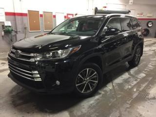 Used 2019 Toyota Highlander XLE AWD *DÉMO* for sale in Richmond, QC