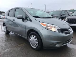 Used 2014 Nissan Versa Note 1.6 S for sale in Mirabel, QC