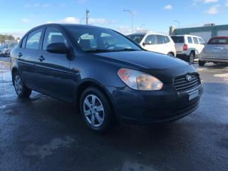Used 2009 Hyundai Accent L for sale in Mirabel, QC