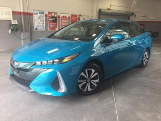 Used 2017 Toyota Prius Prime Gr:A *HYBRIDE BRANCHABLE* for sale in Richmond, QC