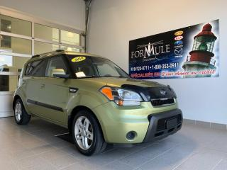 Used 2010 Kia Soul 2U for sale in Rimouski, QC