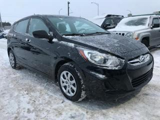 Used 2013 Hyundai Accent L *Disp. lim.* for sale in Mirabel, QC