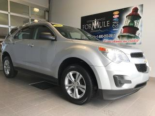 Used 2011 Chevrolet Equinox LS for sale in Rimouski, QC