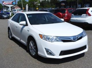 Used 2014 Toyota Camry Hybride XLE for sale in Thetford Mines, QC