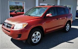 Used 2010 Toyota RAV4 4WD 4dr I4 Base for sale in Thetford Mines, QC