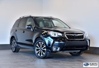 Used 2017 Subaru Forester 2.0XT Limited & Tech Pkg -Eyesight- for sale in Ste-Julie, QC