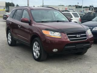 Used 2009 Hyundai Santa Fe LIMITED 3.3L for sale in Mirabel, QC