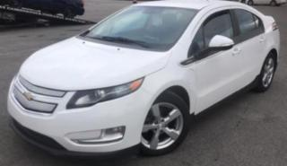 Used 2014 Chevrolet Volt LT for sale in Thetford Mines, QC