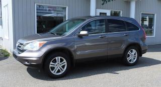 Used 2010 Honda CR-V 4WD 5dr EX for sale in Thetford Mines, QC