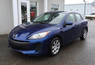 Used 2013 Mazda MAZDA3 4dr HB Sport GX for sale in Thetford Mines, QC