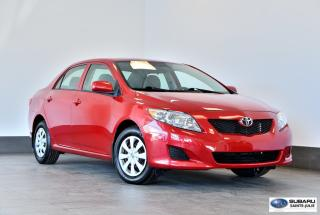 Used 2009 Toyota Corolla CE for sale in Ste-Julie, QC