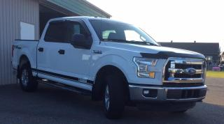 Used 2015 Ford F-150 4X4 SUPERCREW for sale in Thetford Mines, QC
