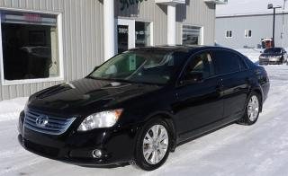 Used 2010 Toyota Avalon 4DR SDN XLS for sale in Thetford Mines, QC