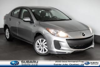 Used 2013 Mazda MAZDA3 Mazda3 GS-SKYACTIVE for sale in Ste-Julie, QC