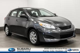 Used 2011 Toyota Matrix for sale in Ste-Julie, QC