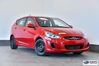 Used 2012 Hyundai Accent GL for sale in Ste-Julie, QC