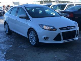 Used 2014 Ford Focus Titanium for sale in Mirabel, QC