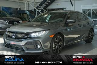 Used 2017 Honda Civic SPORT - CVT - TRÈS PROPRE for sale in Alma, QC