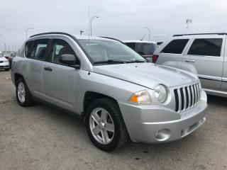 Used 2007 Jeep Compass Sport for sale in Mirabel, QC