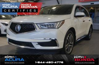 Used 2017 Acura MDX Ensemble Navigation for sale in Alma, QC