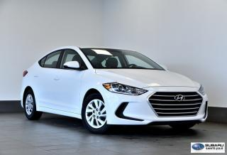 Used 2017 Hyundai Elantra GL for sale in Ste-Julie, QC