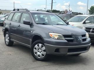Used 2006 Mitsubishi Outlander LS for sale in Mirabel, QC