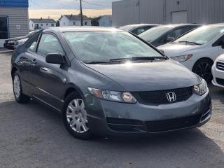 Used 2010 Honda Civic DX for sale in Mirabel, QC