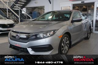 Used 2016 Honda Civic EX for sale in Alma, QC