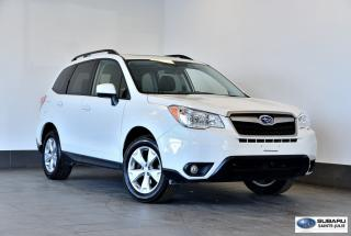 Used 2016 Subaru Forester 2.5i Touring Pkg for sale in Ste-Julie, QC