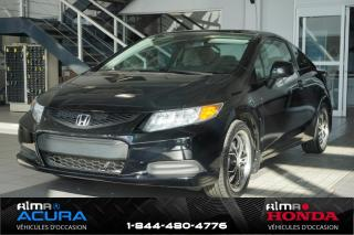 Used 2012 Honda Civic LX COUPE for sale in Alma, QC