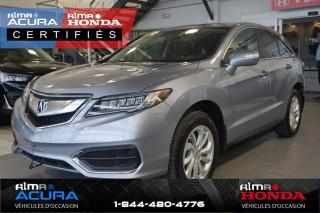 Used 2016 Acura RDX TRACTION INTÉGRALE - CUIR for sale in Alma, QC