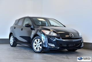 Used 2010 Mazda MAZDA3 GT for sale in Ste-Julie, QC