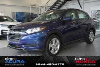 Used 2016 Honda HR-V LX for sale in Alma, QC