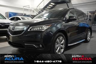 Used 2014 Acura MDX Groupe élite for sale in Alma, QC