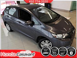 Used 2015 Honda Fit LX - TAPIS HIVERS/BLUETOOTH/CAM RECUL for sale in St-Hyacinthe, QC